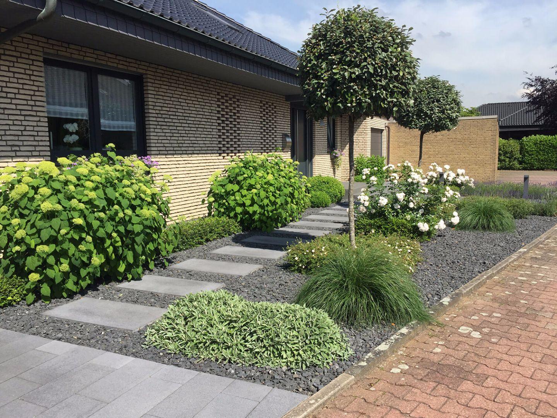 Gartenbilder gartenlust gmbh - Gartengestaltung mit splitt ...